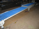 Telescopic Expandable Roller Conveyors