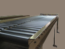 Gravity Roller Conveyor Double Track