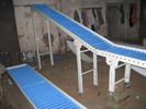 Gravity Roller Conveyor Plastic